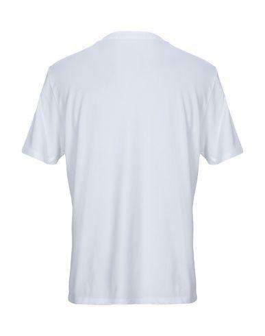 Фото 2 - Женскую футболку SJYP белого цвета