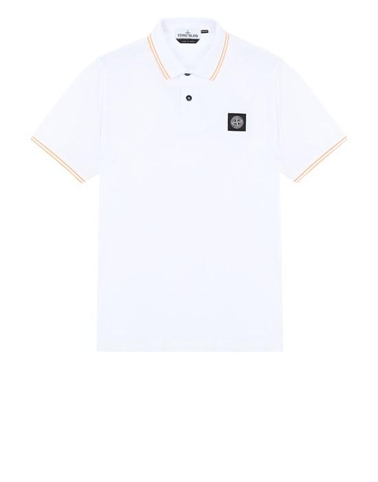 Polo shirt Man 22S18 Front STONE ISLAND