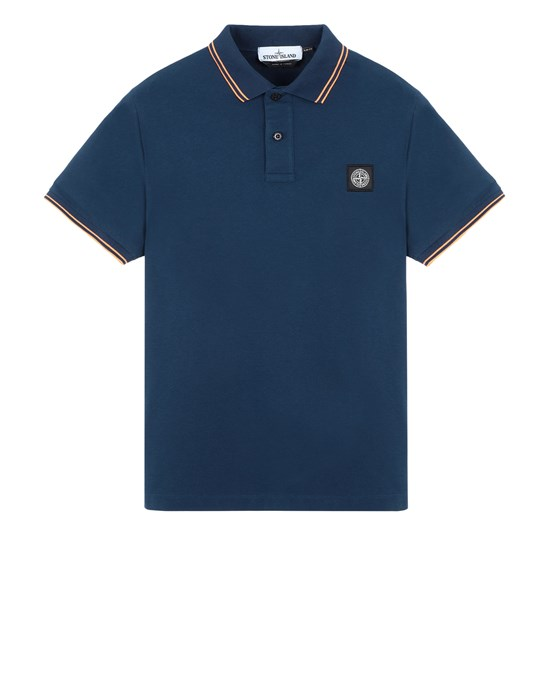 Polo Homme 22S18 Front STONE ISLAND
