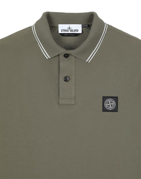 12359284gd - Polo - T-Shirts STONE ISLAND