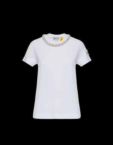 T-SHIRT White T-shirts & Tops