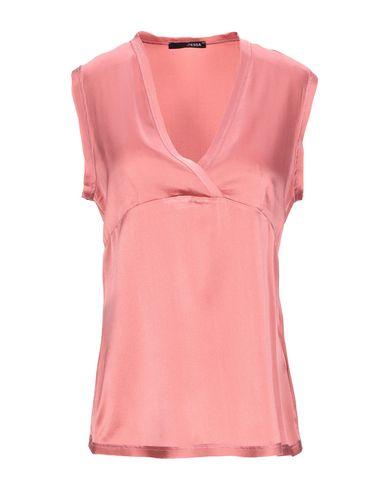 Фото - Топ без рукавов пастельно-розового цвета