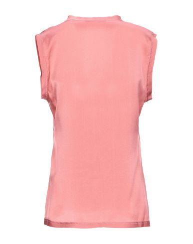 Фото 2 - Топ без рукавов пастельно-розового цвета