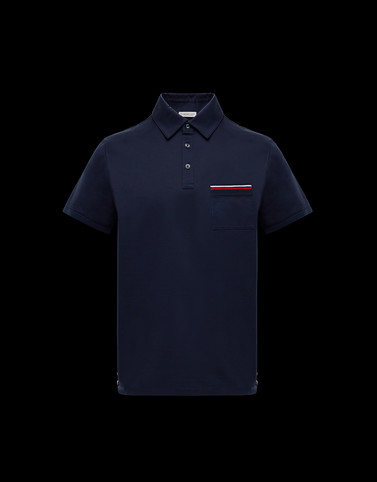 POLO SHIRT Dark blue For Men