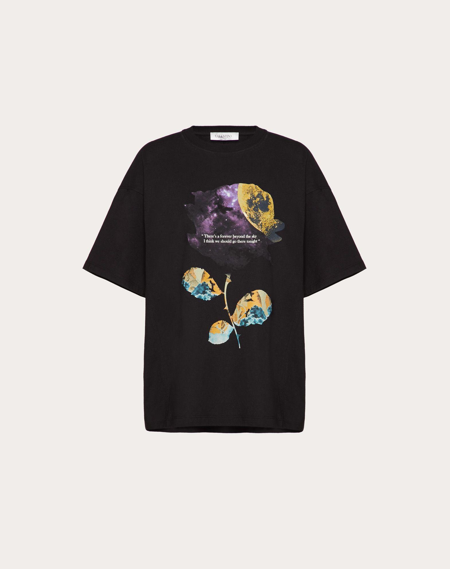 Undercover Print Cotton jersey T-shirt