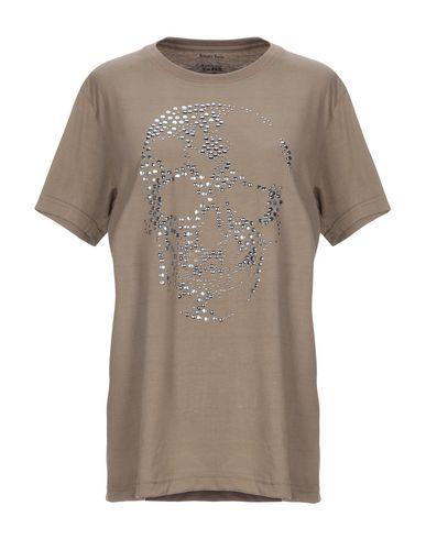Фото - Женскую футболку BOLONGARO TREVOR цвета хаки