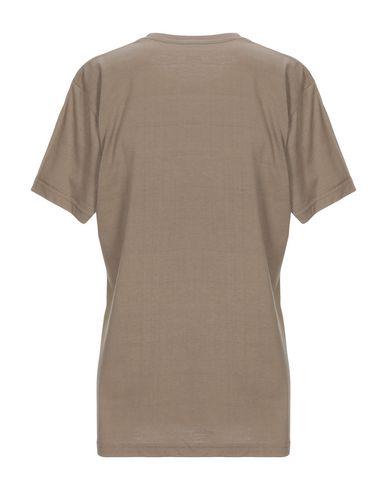Фото 2 - Женскую футболку BOLONGARO TREVOR цвета хаки