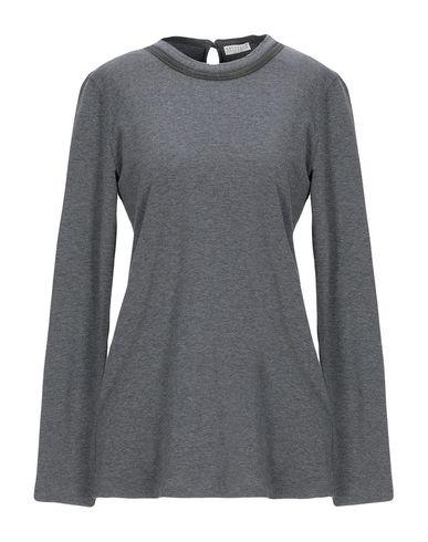 Купить Женскую футболку  свинцово-серого цвета
