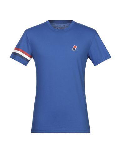 Фото - Женскую футболку BULK синего цвета