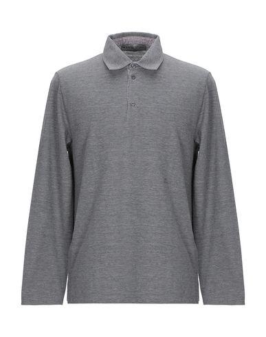 Фото - Мужское поло  серого цвета