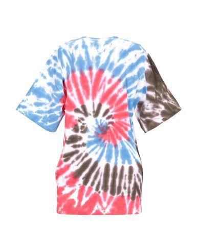 Фото 2 - Женскую футболку  лазурного цвета