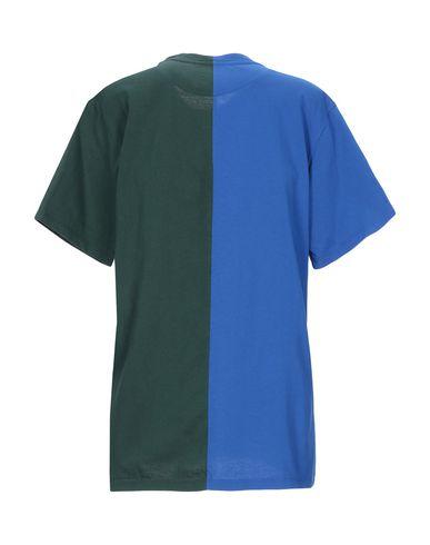 Фото 2 - Женскую футболку ANITALIANTHEORY синего цвета