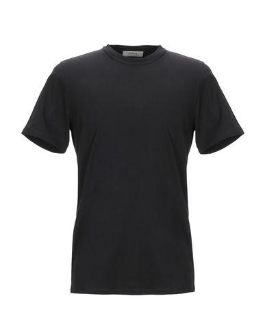 Фото - Женскую футболку ALPHA STUDIO черного цвета