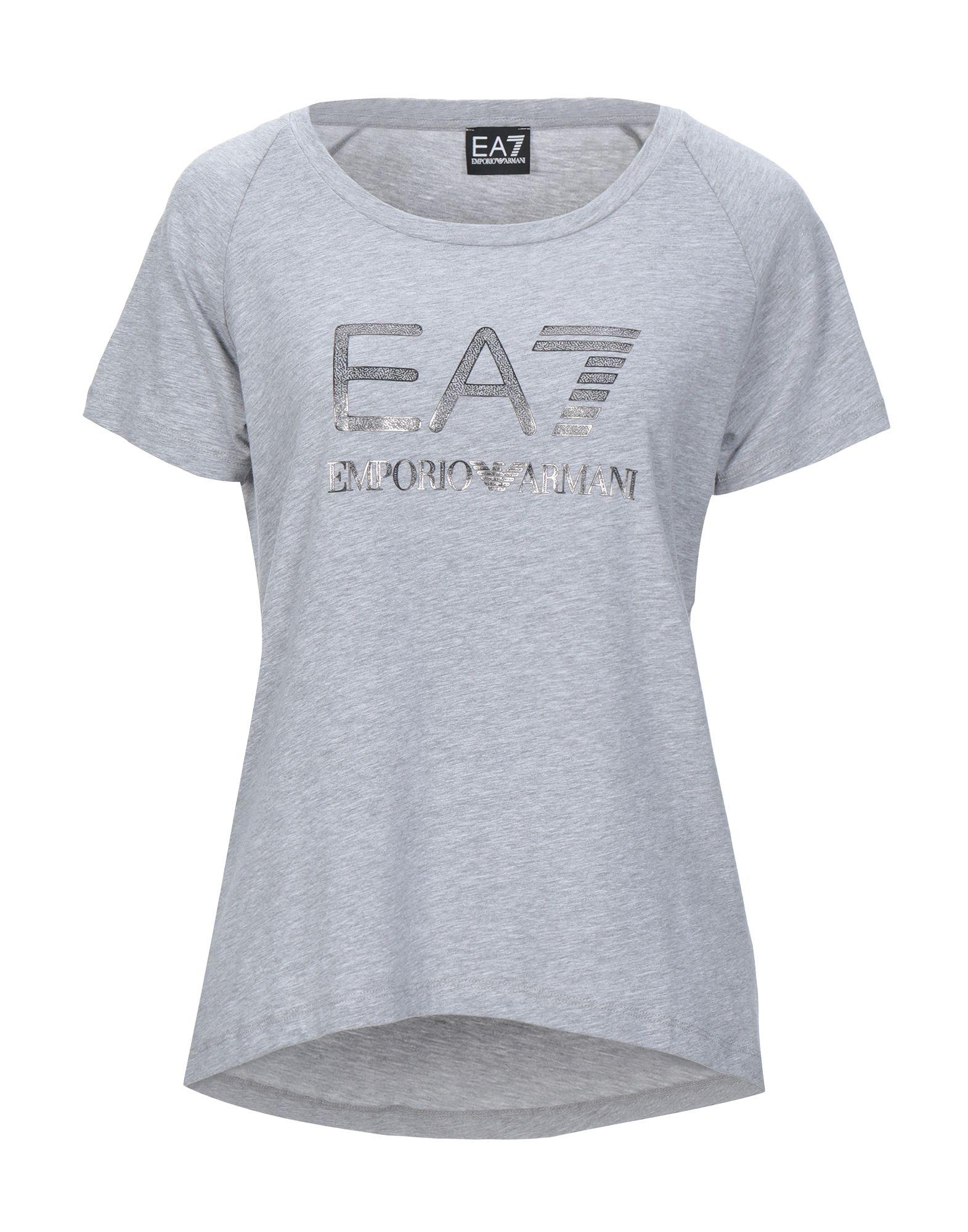 цены EA7 Футболка