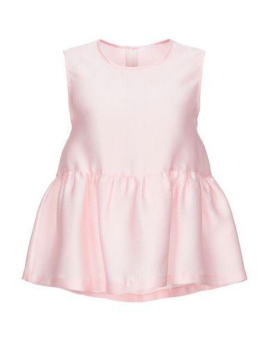 Купить Топ без рукавов от P.A.R.O.S.H. светло-розового цвета
