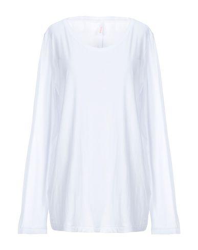 Фото - Женскую футболку SUN 68 белого цвета