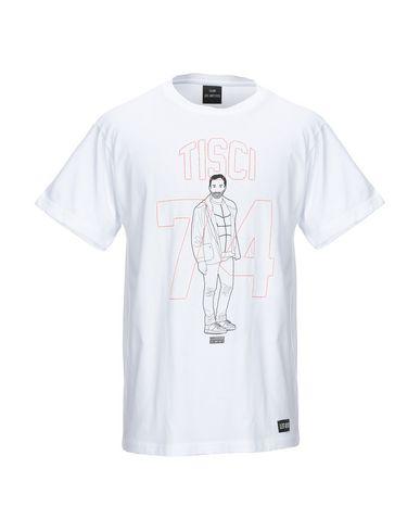 Фото - Женскую футболку LES (ART)ISTS белого цвета
