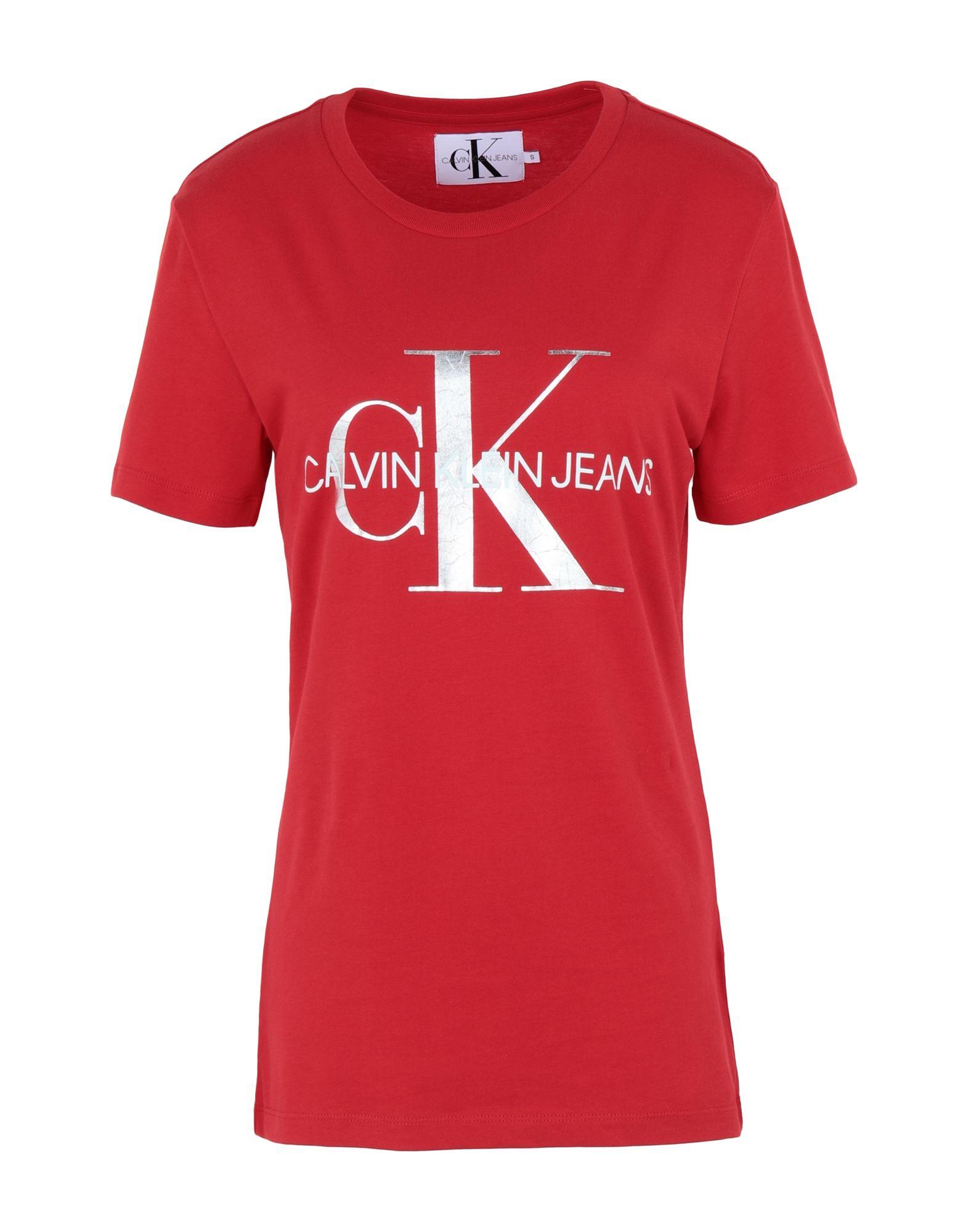 CALVIN KLEIN JEANS Футболка цена 2017