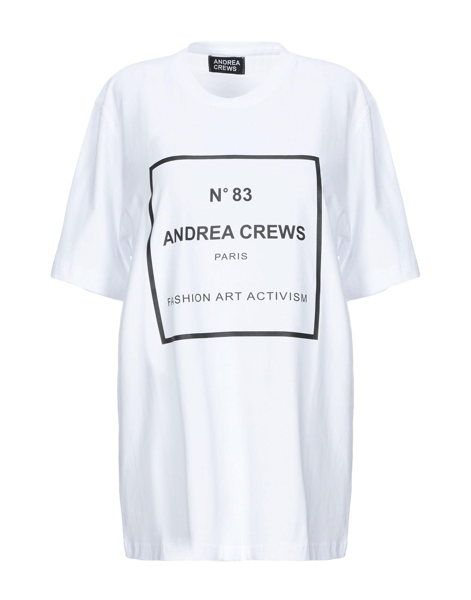 ANDREA CREWS Футболка andrea crews бермуды