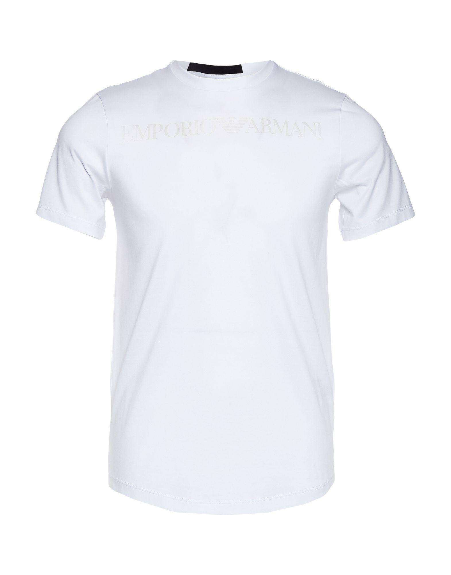 EMPORIO ARMANI Футболка футболка emporio armani emporio armani em598ewblnq5