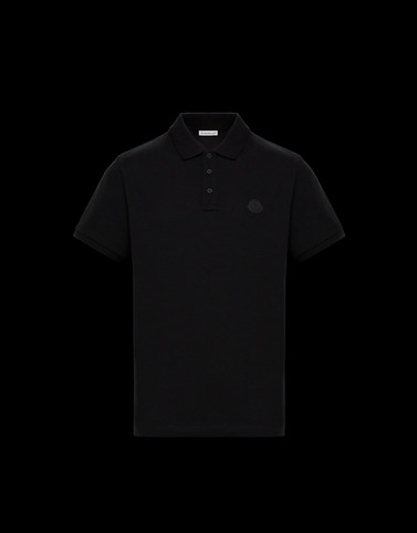 POLO SHIRT Black Category Polo shirts
