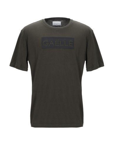 Фото - Женскую футболку GAëLLE Paris цвет зеленый-милитари