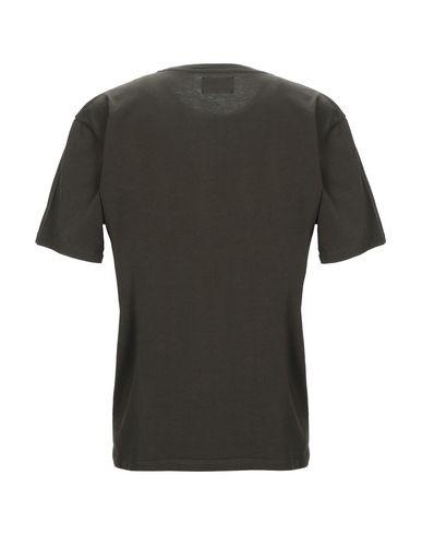 Фото 2 - Женскую футболку GAëLLE Paris цвет зеленый-милитари