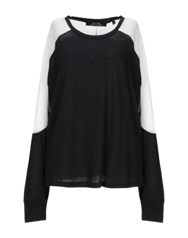 Фото - Женскую футболку JUNE 72 черного цвета