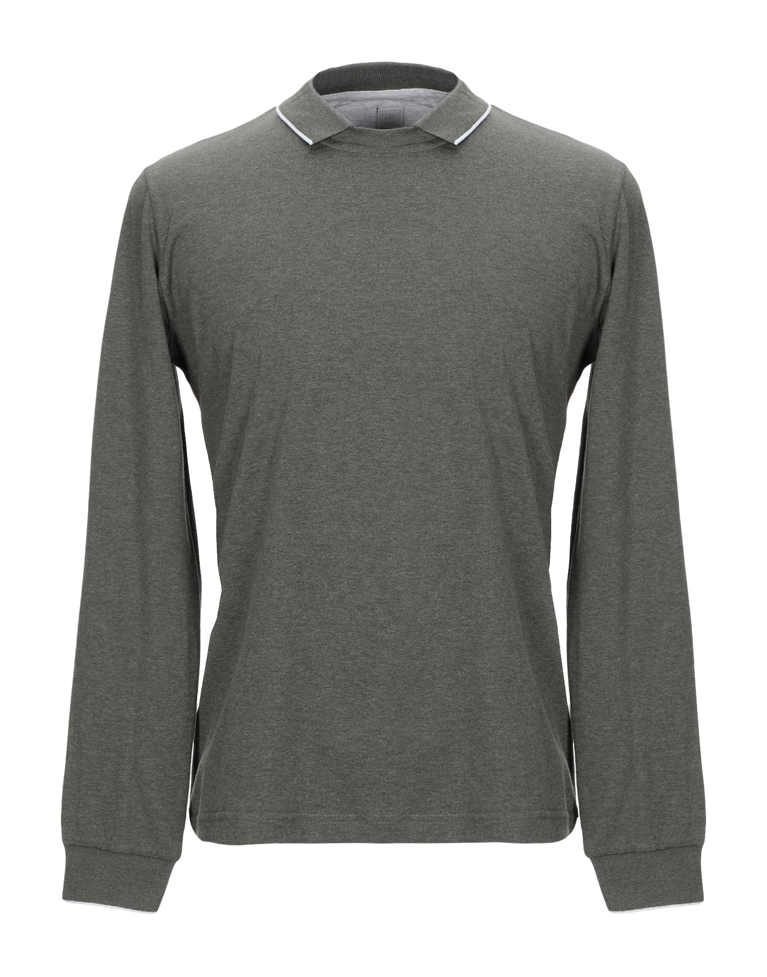 Фото - ELEVENTY Свитер eleventy серый трикотажный свитер