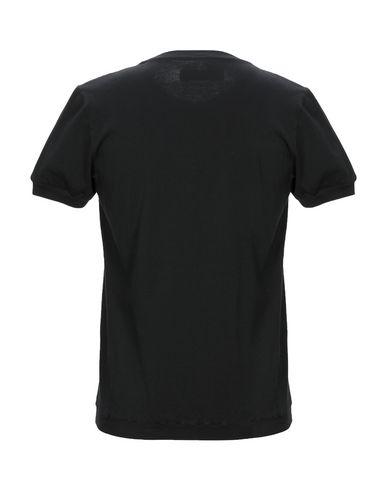 Фото 2 - Женскую футболку DEPARTMENT 5 черного цвета