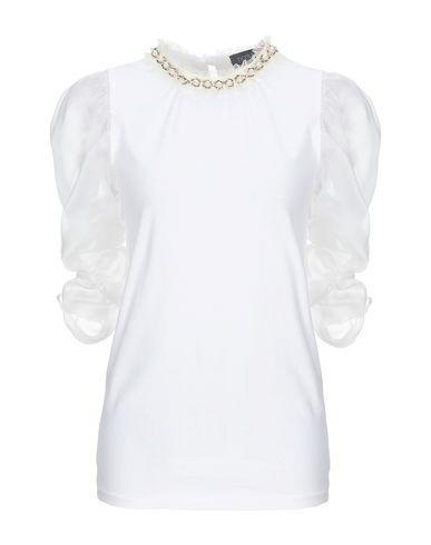 Купить Женскую блузку NORA BARTH белого цвета