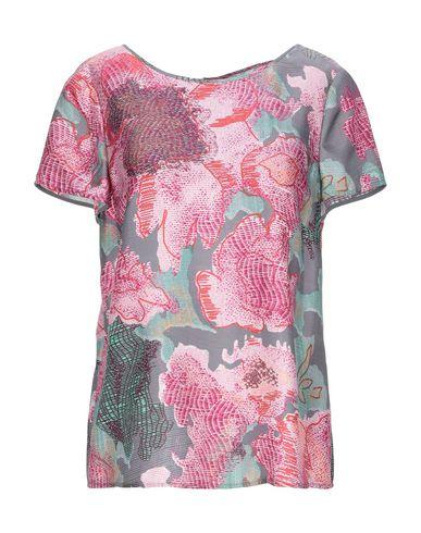 Купить Женскую блузку  розового цвета