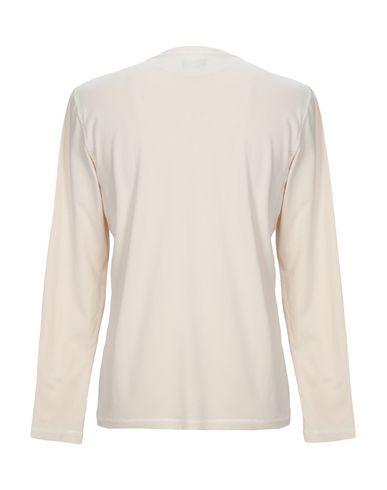 Фото 2 - Женскую футболку 40WEFT бежевого цвета