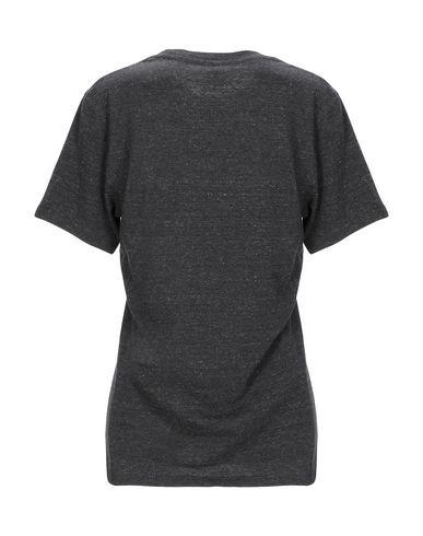 Фото 2 - Женскую футболку  цвет стальной серый