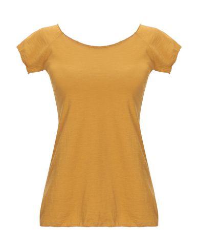 Купить Женскую футболку  цвет охра