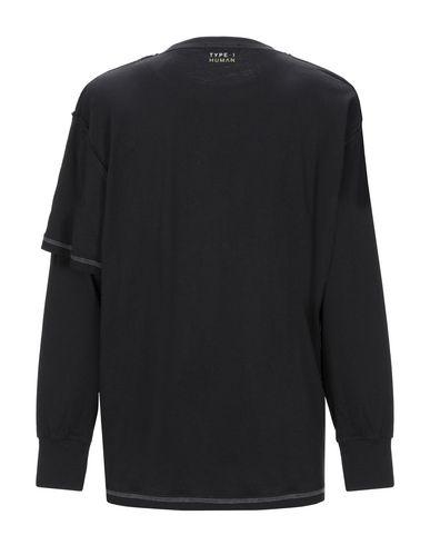 Фото 2 - Женскую футболку GUERRILLA GROUP черного цвета