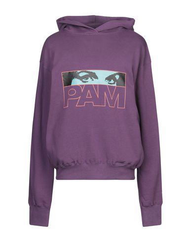 Фото - Мужскую толстовку PAM фиолетового цвета