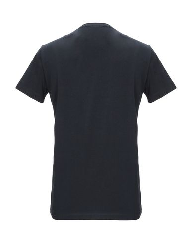 Фото 2 - Женскую футболку  темно-синего цвета