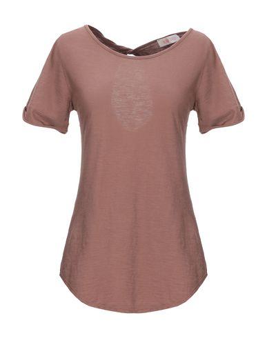 Купить Женскую футболку  цвет какао