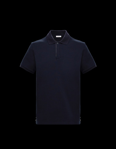 POLO SHIRT Dark blue Category Polo shirts