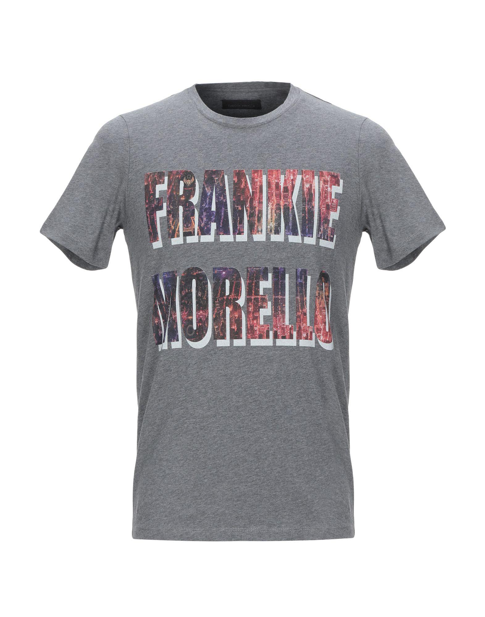 FRANKIE MORELLO Футболка футболка frankie morello frankie morello fr458ewejky5