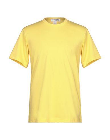 Купить Женскую футболку  желтого цвета