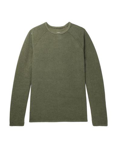 Купить Мужскую толстовку ALBAM цвет зеленый-милитари