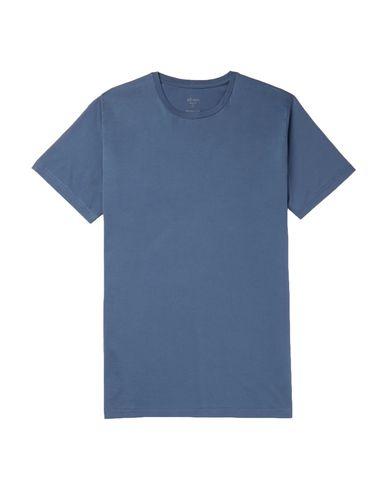 Купить Женскую футболку ALBAM синего цвета