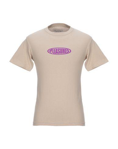Фото - Женскую футболку PLEASURES цвет песочный