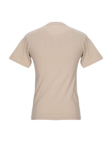 Фото 2 - Женскую футболку PLEASURES цвет песочный
