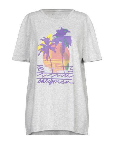 Купить Женскую футболку 6397 серого цвета