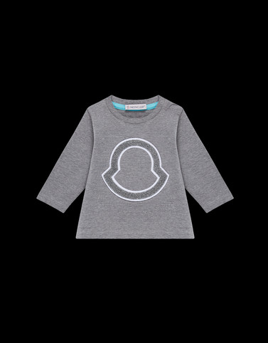 T-SHIRT Grey Baby 0-36 months - Girl
