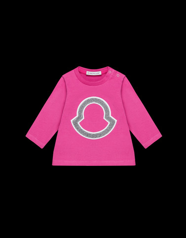 T-SHIRT Fuchsia Baby 0-36 months - Girl Woman