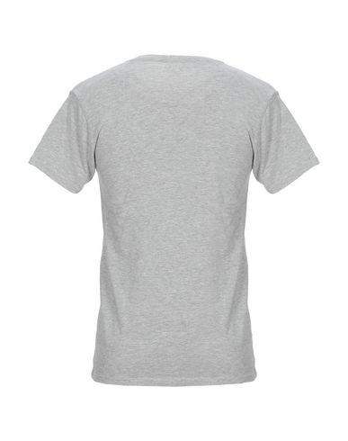 Фото 2 - Женскую футболку LIU •JO MAN светло-серого цвета